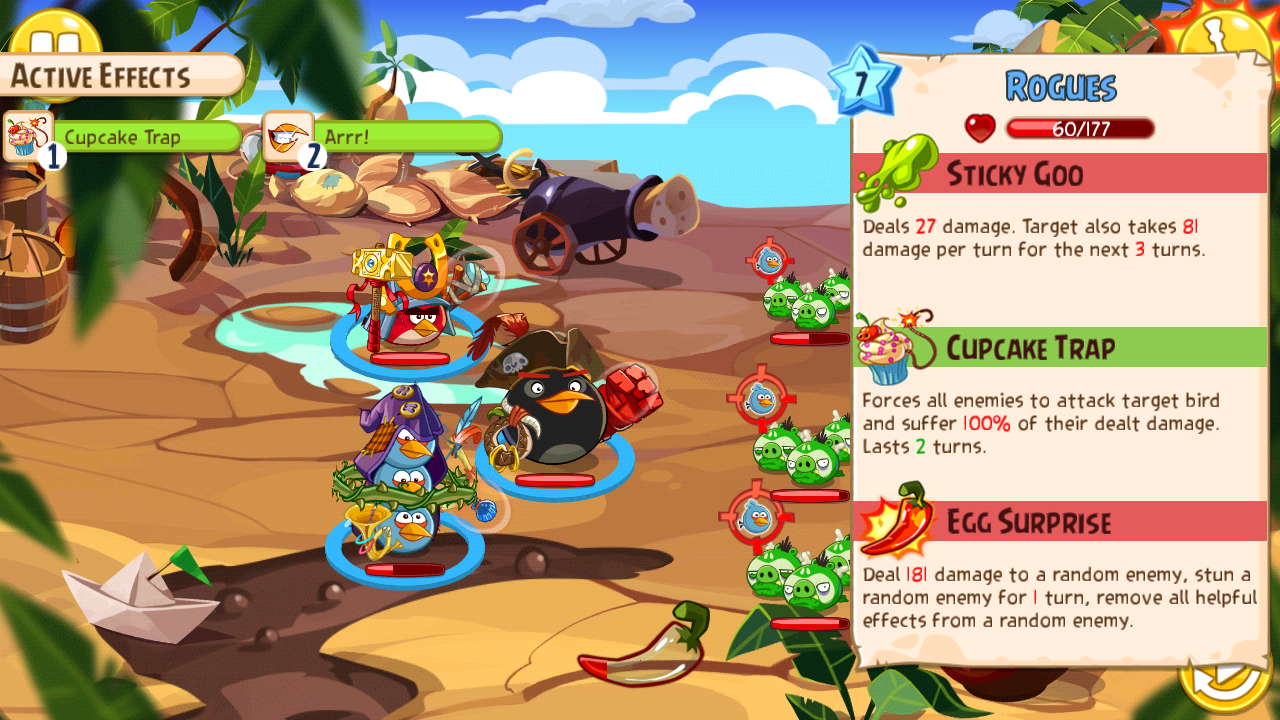 angry birds epic 2006 d