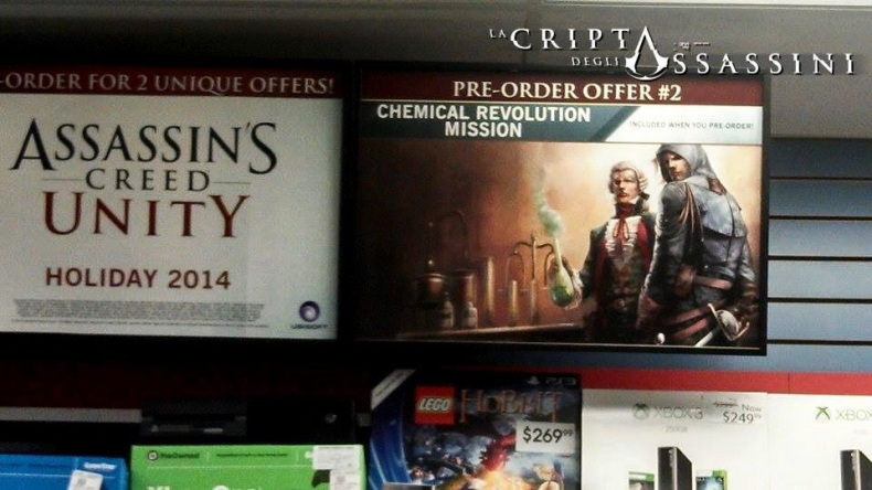 assassins creed unity chemical revolution mission