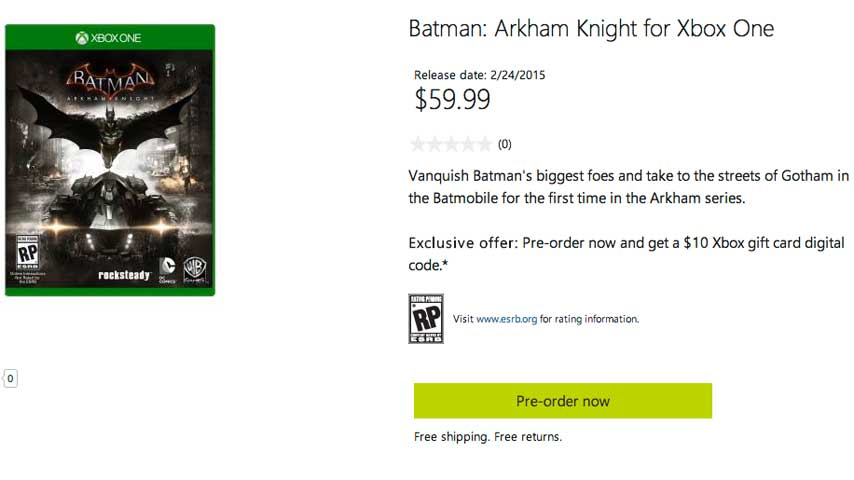 batman_arkham_knight_data d'uscita americana