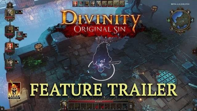 divinity original sin trailer caratteristiche