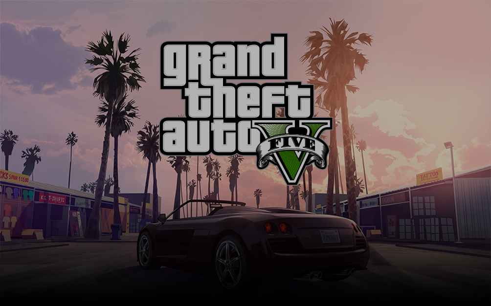 grand theft auto V pc version steam