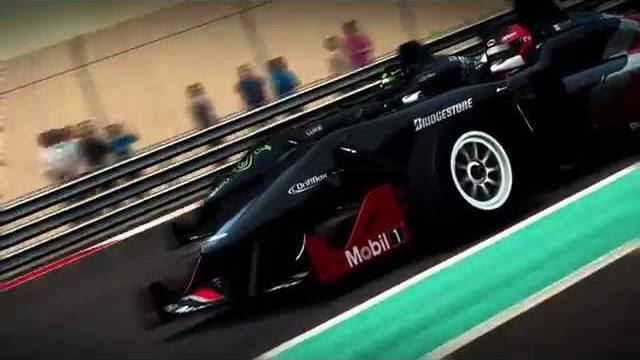 grid autosport monoposto trailer