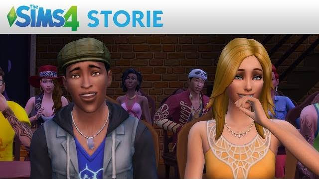 the sims 4 trailer storie