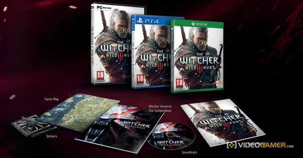 the witcher 3 copertina foto da videogamer