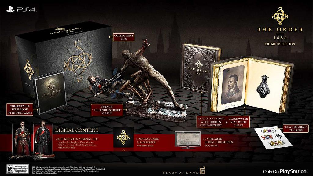 the_order_1886_e3 Premium Edition