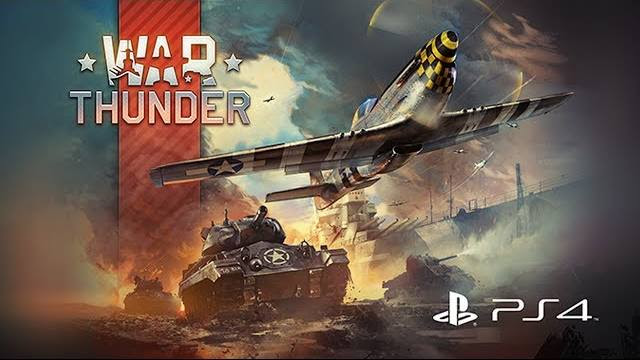 war thunder ps4