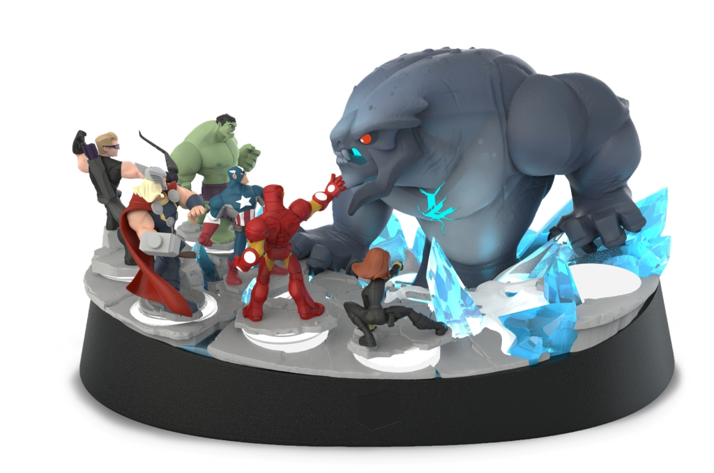 Disney Infinity 2.0 – Collectors Edition – Stand