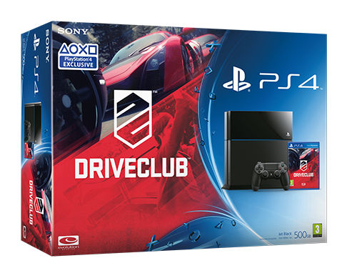 Driveclub bundle ps4