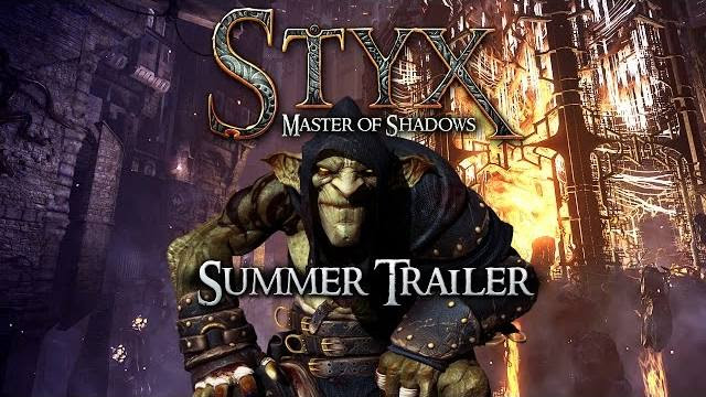 Styx master of shadows summer trailer