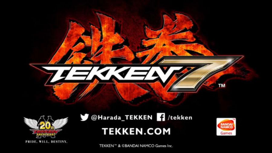 Tekken-7-Announce