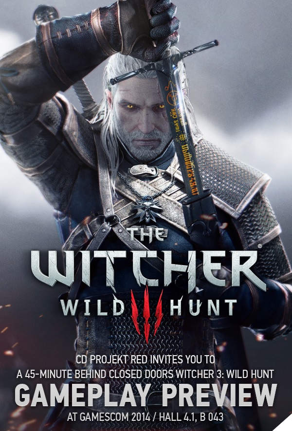 The Witcher 3 Gamescon