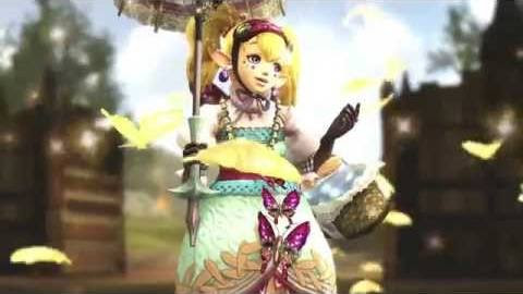 hyrule warriors agitha 0507