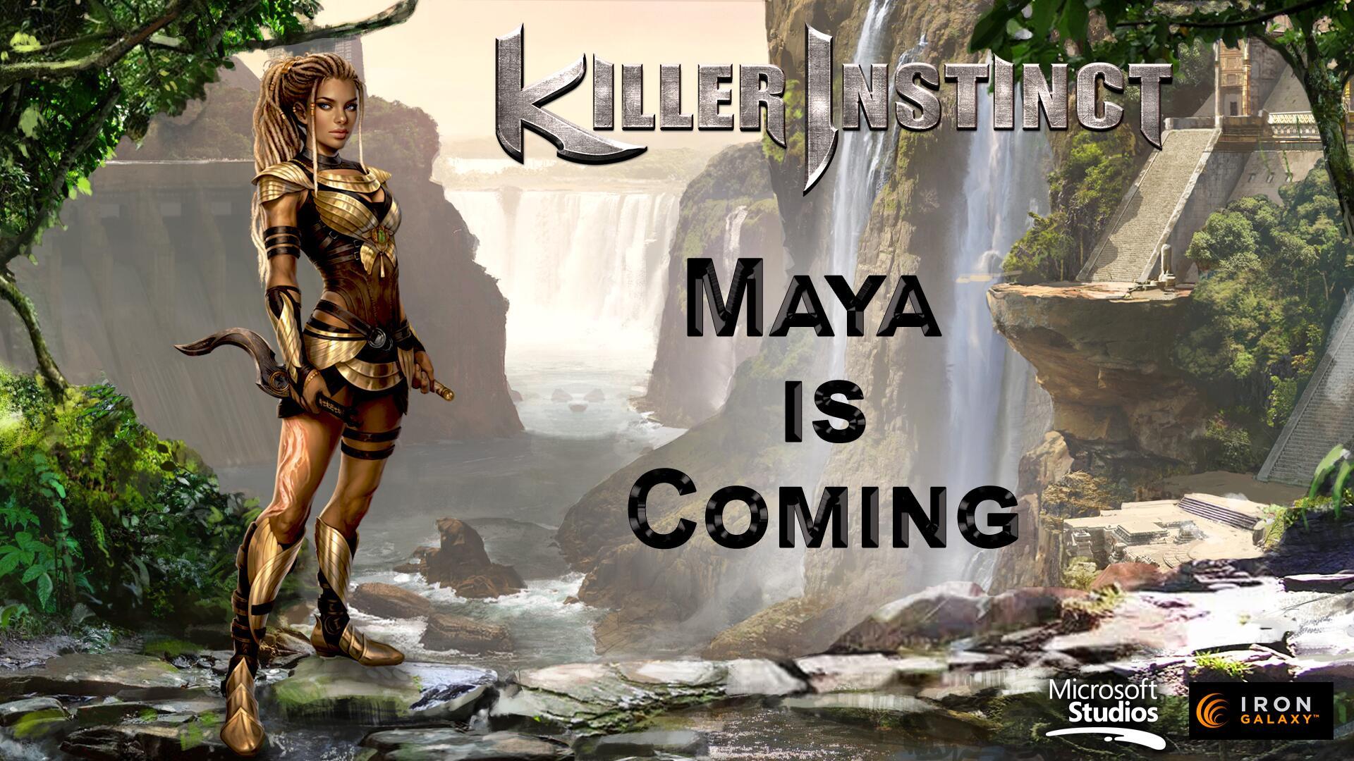 killer instinct-maya
