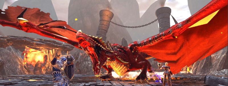 neverwinter arriva su Xbox One nel 2015