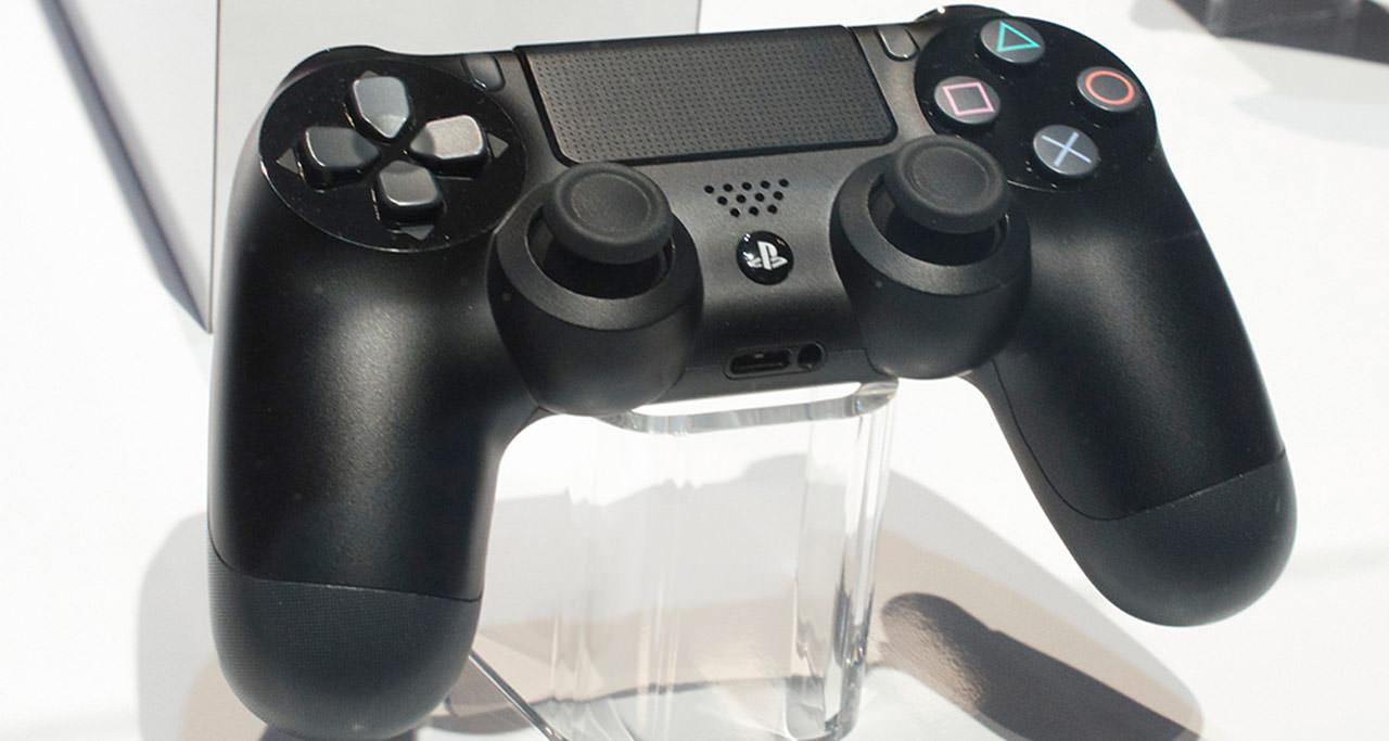 playstastion-4-DualShock-4-controller
