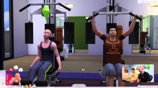 the sims 4 gameplay 2104