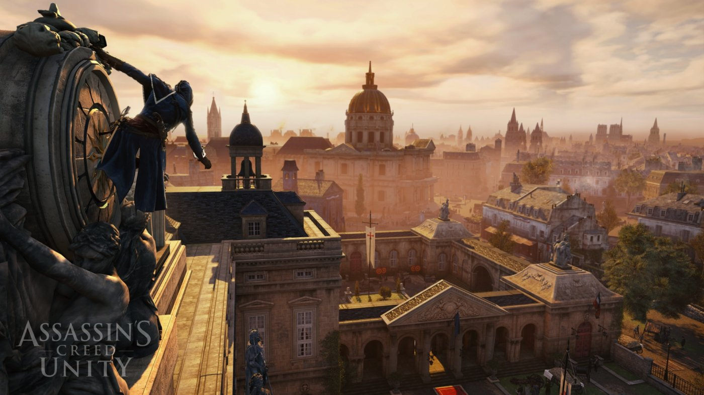 Assassin's Creed Unity 1408 4