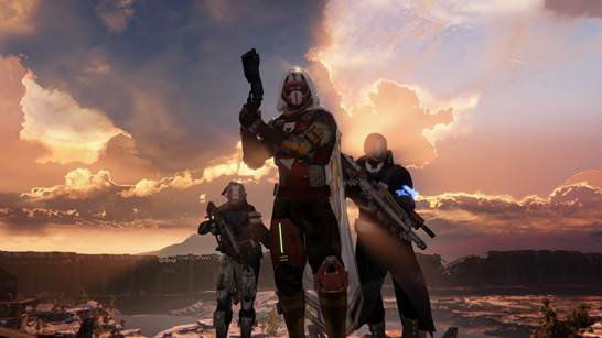Destiny trailer di lancio