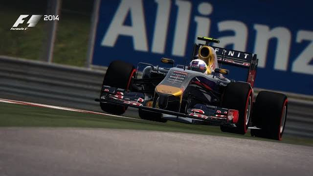 F1 2014 fast lap Red Bull Ring 2108