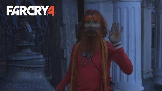 Far Cry 4 dietro le quinte 0708
