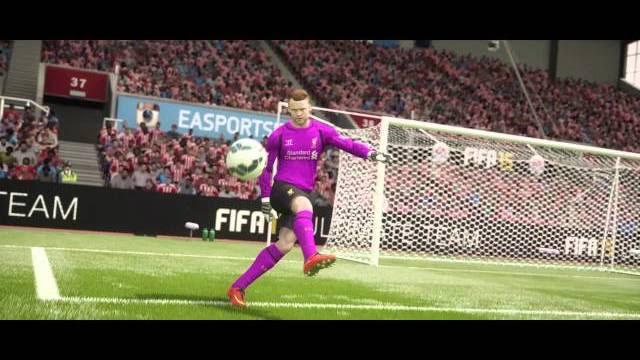 Fifa 15 trailer gamescom portieri di nuova generazione