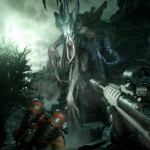 Gamescom 2014-Evolve-lazarus-v-kraken