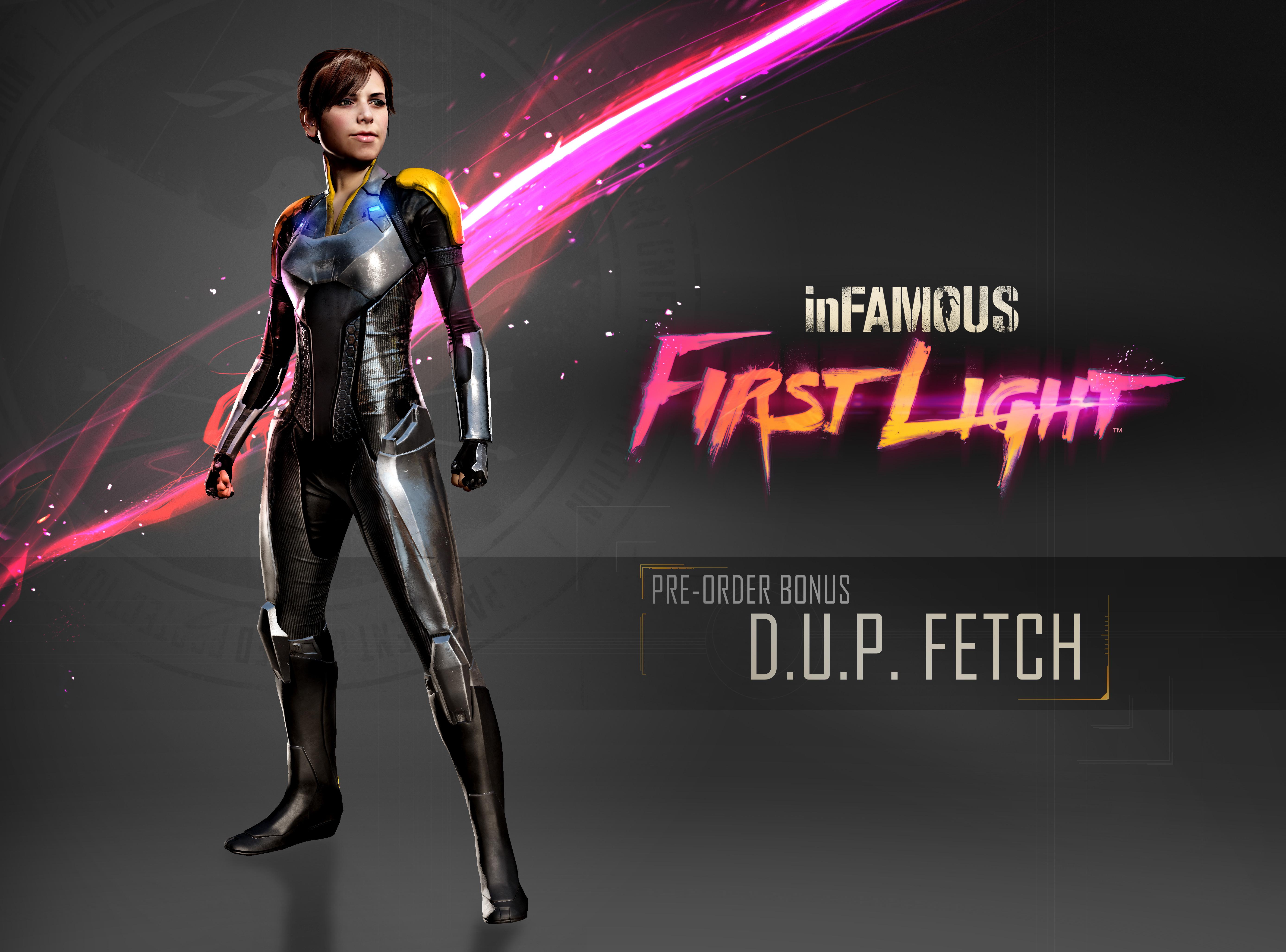 Gamescom 2014-infamous-first-light