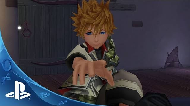 Kingdom hearts HD 2.5 ReMIX 2808