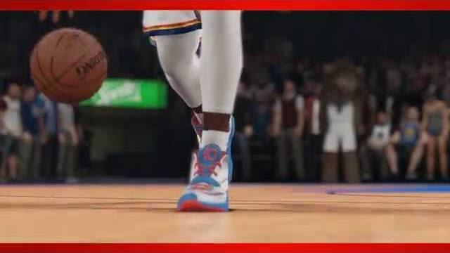 NBA 2K15 kevin durant trailer 0708