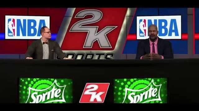 NBA 2K15 yakkem trailer