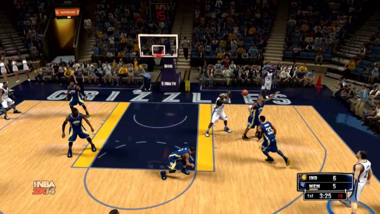 NBA 2k14 2208