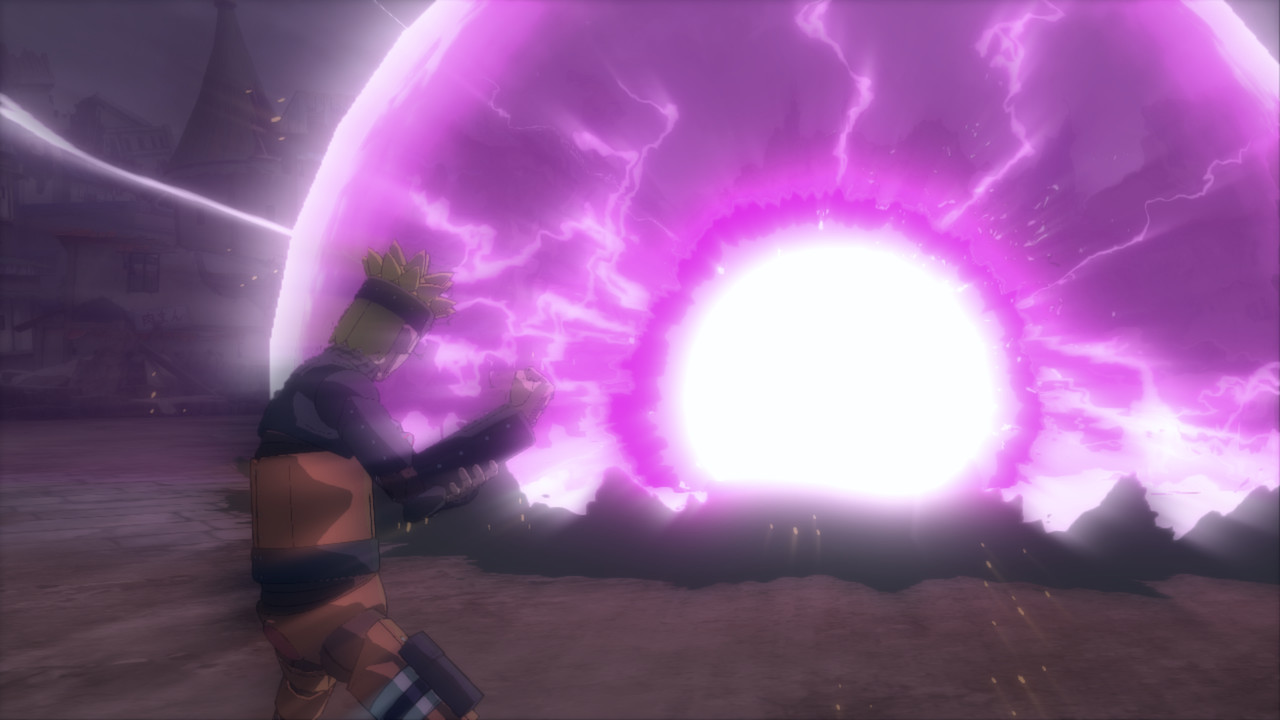 Naruto Shippuden Ultimate Ninja Storm Revolution steam