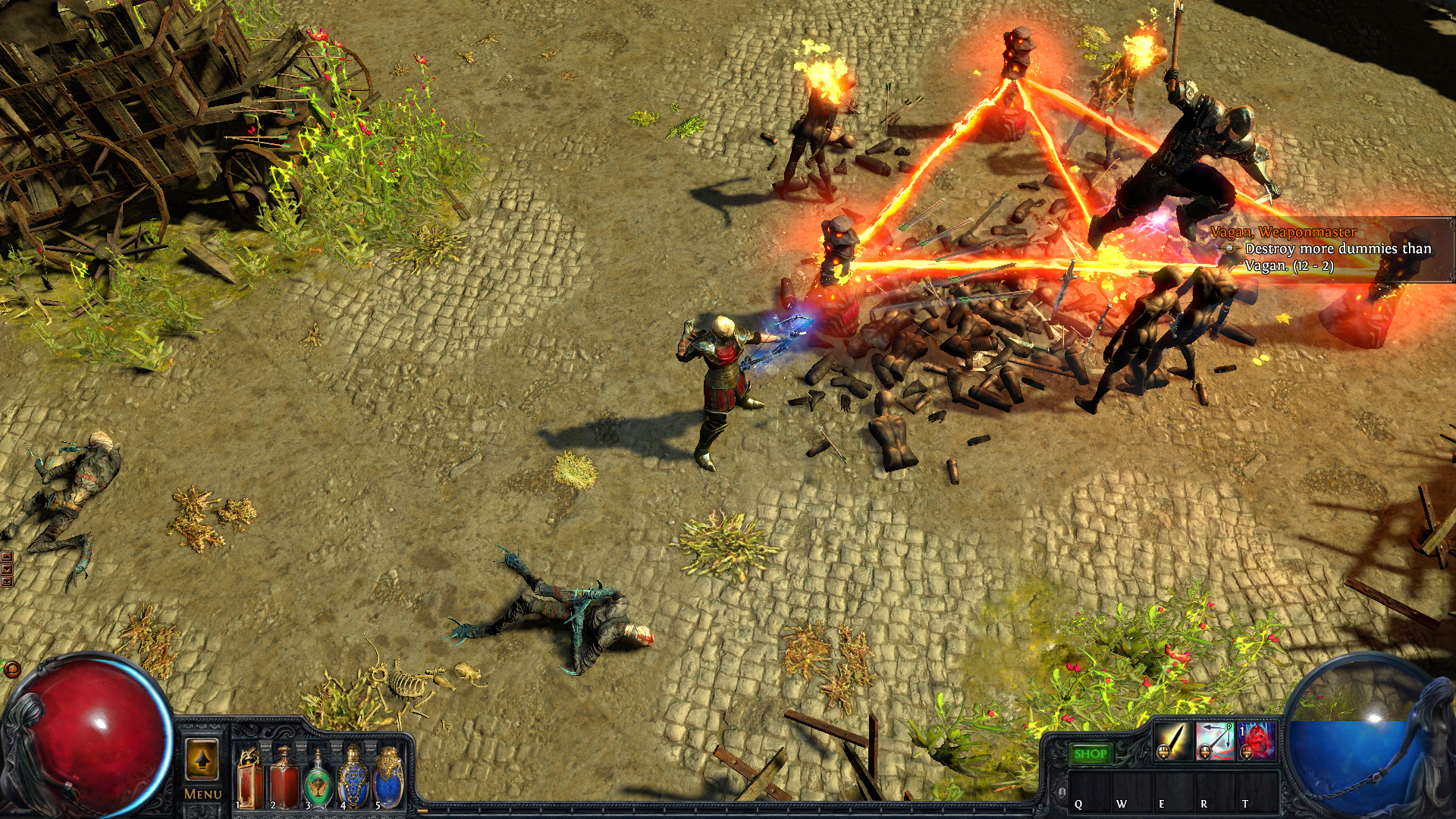 Path of Exile Forsaken Masters 2