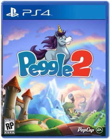Peggle 2 PS4