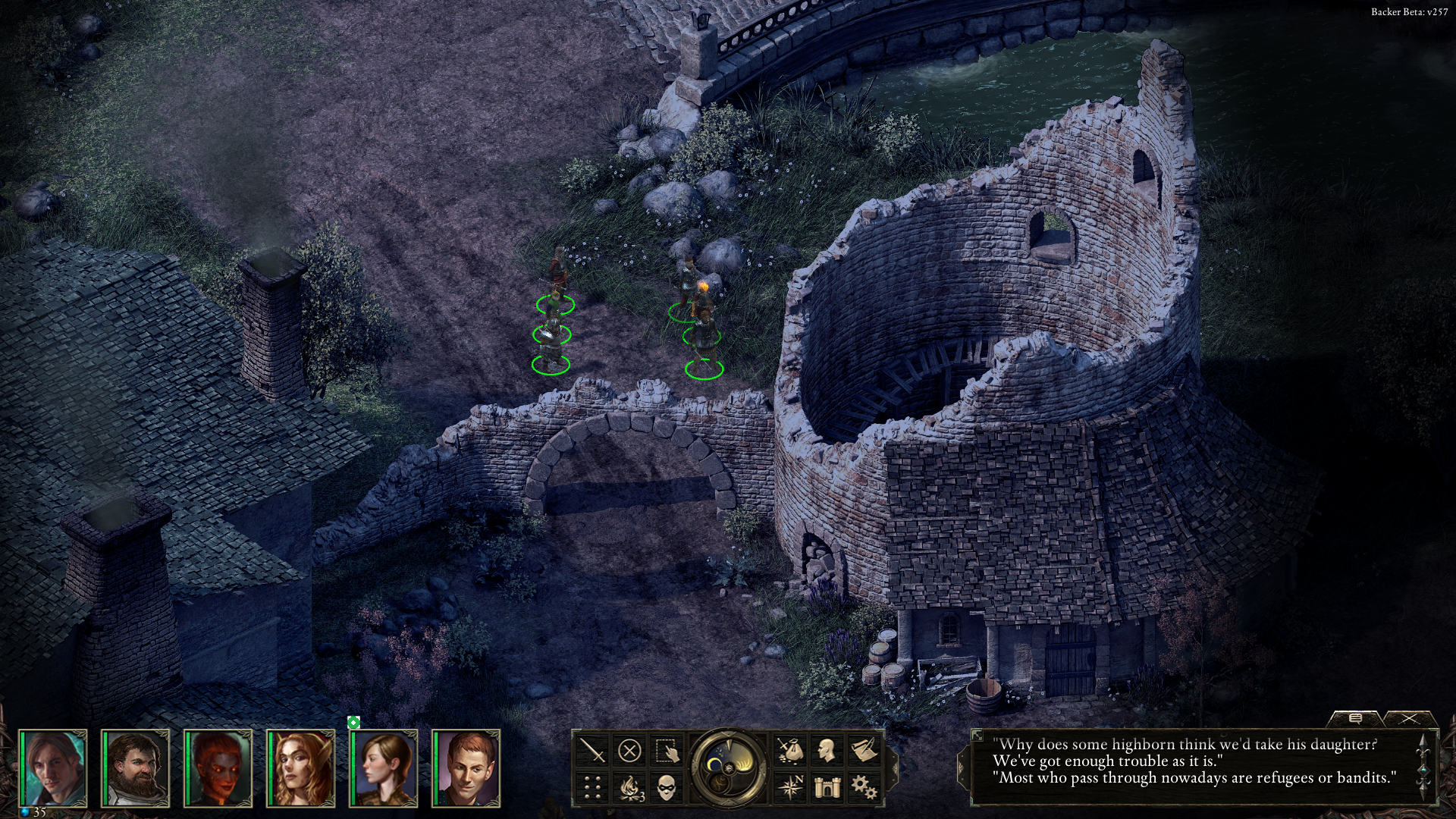 Pillars of eternity 2508