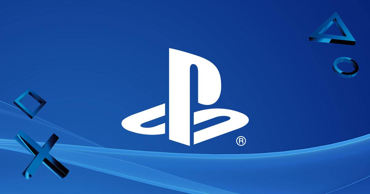 PlayStation Logo 3108
