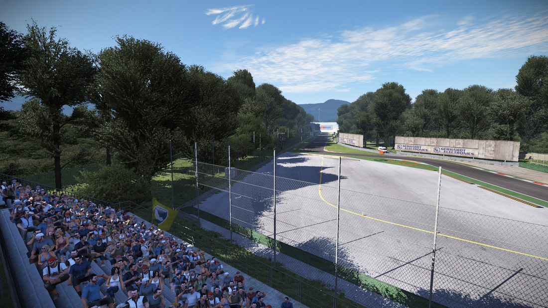 Project Cars Monza