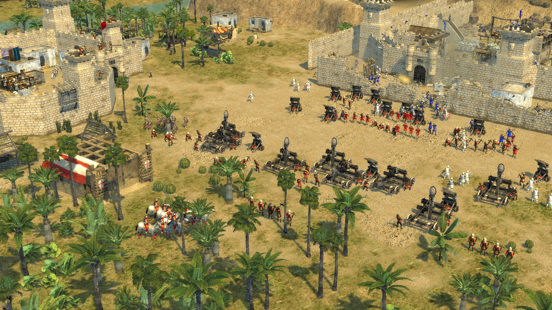 Stronghold Crusader 2 2208