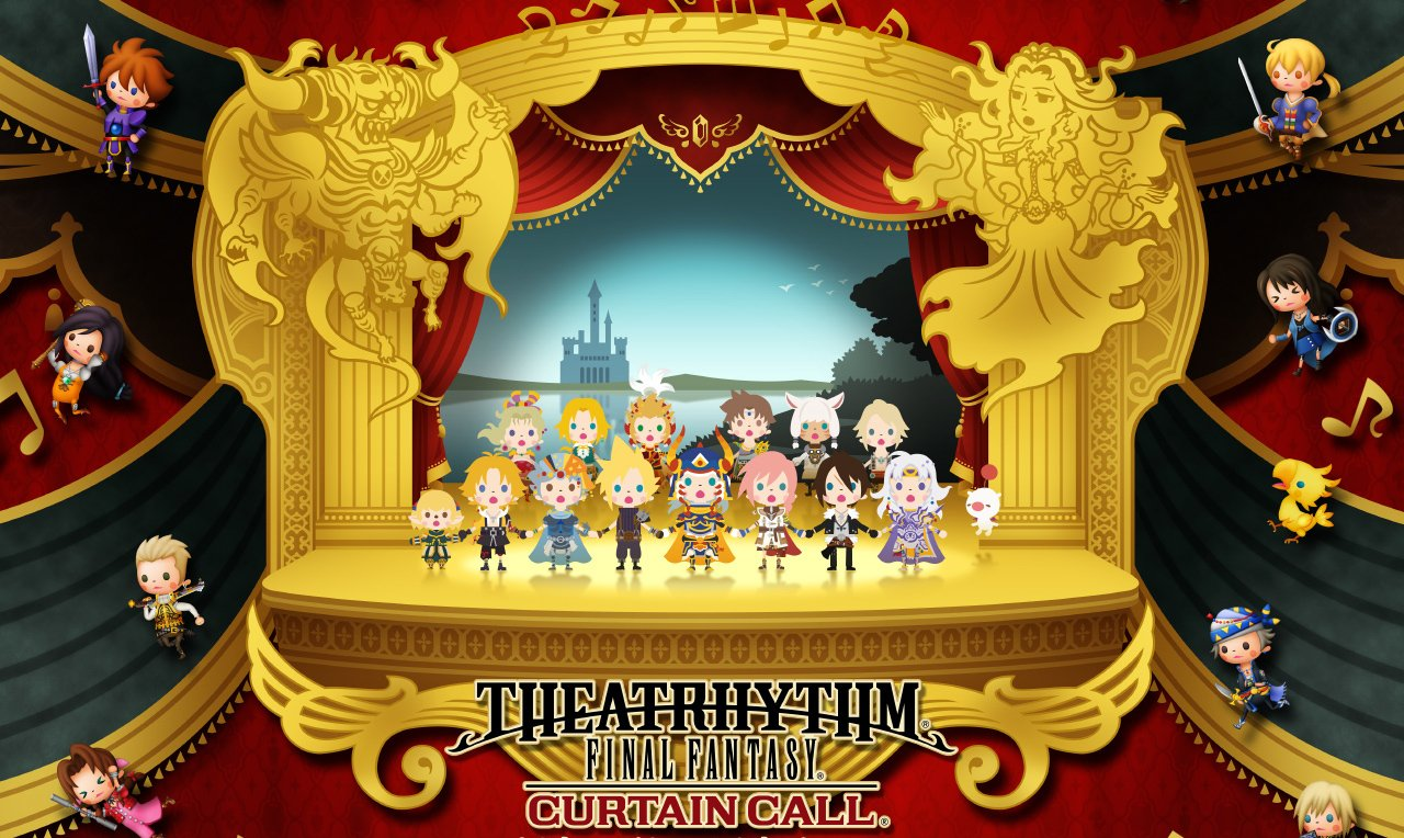 Theathrythm Final Fantasy Curtain Call