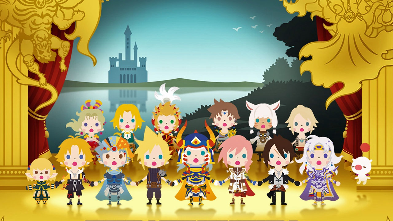 Theatrhythm Final Fantasy Curtain Call 1906