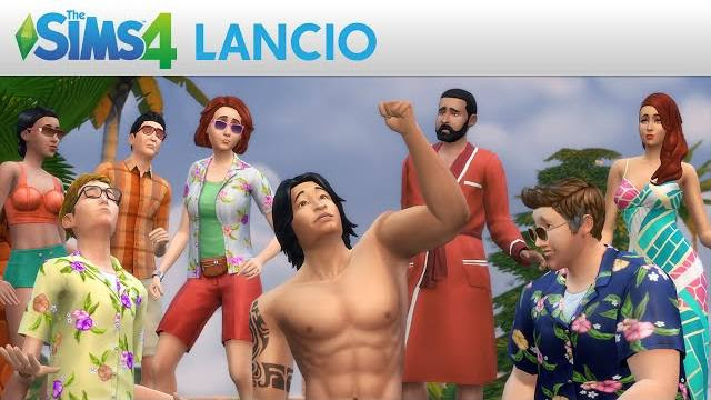 Thes Sims 4 trailer ufficiale 2308