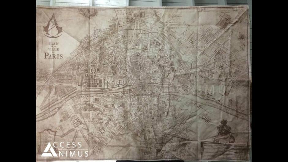 assassin's creed unity mappa vecchia parigi rumor