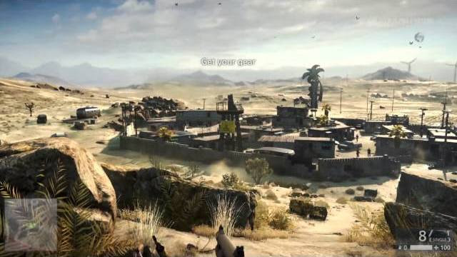 battlefield hardline 12 minuti gameplay singleplayer gamescom 14