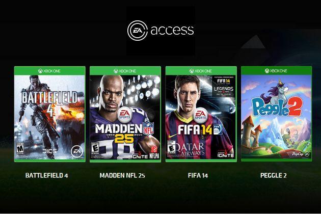 ea_access  giochi