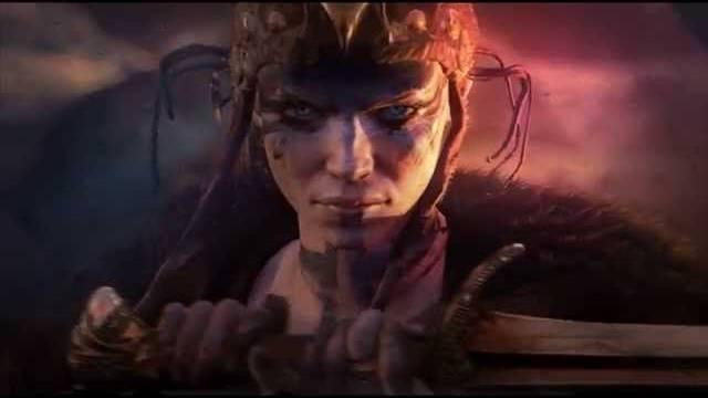 hellblade trailer ps4