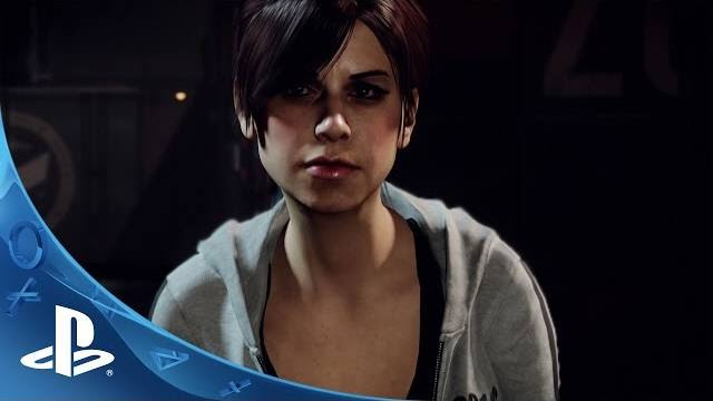 infamous first light trailer ps4