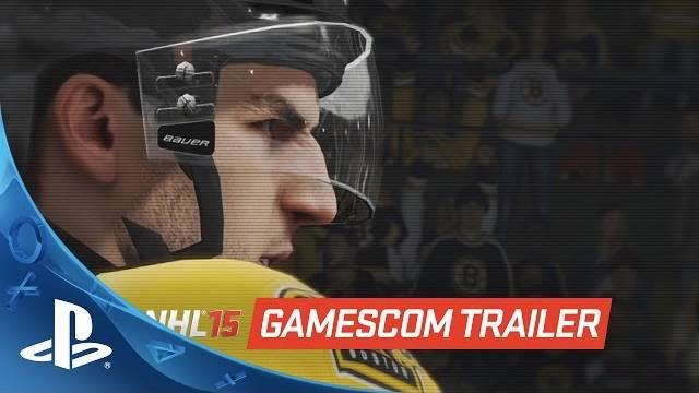 nhl 15 gamescom