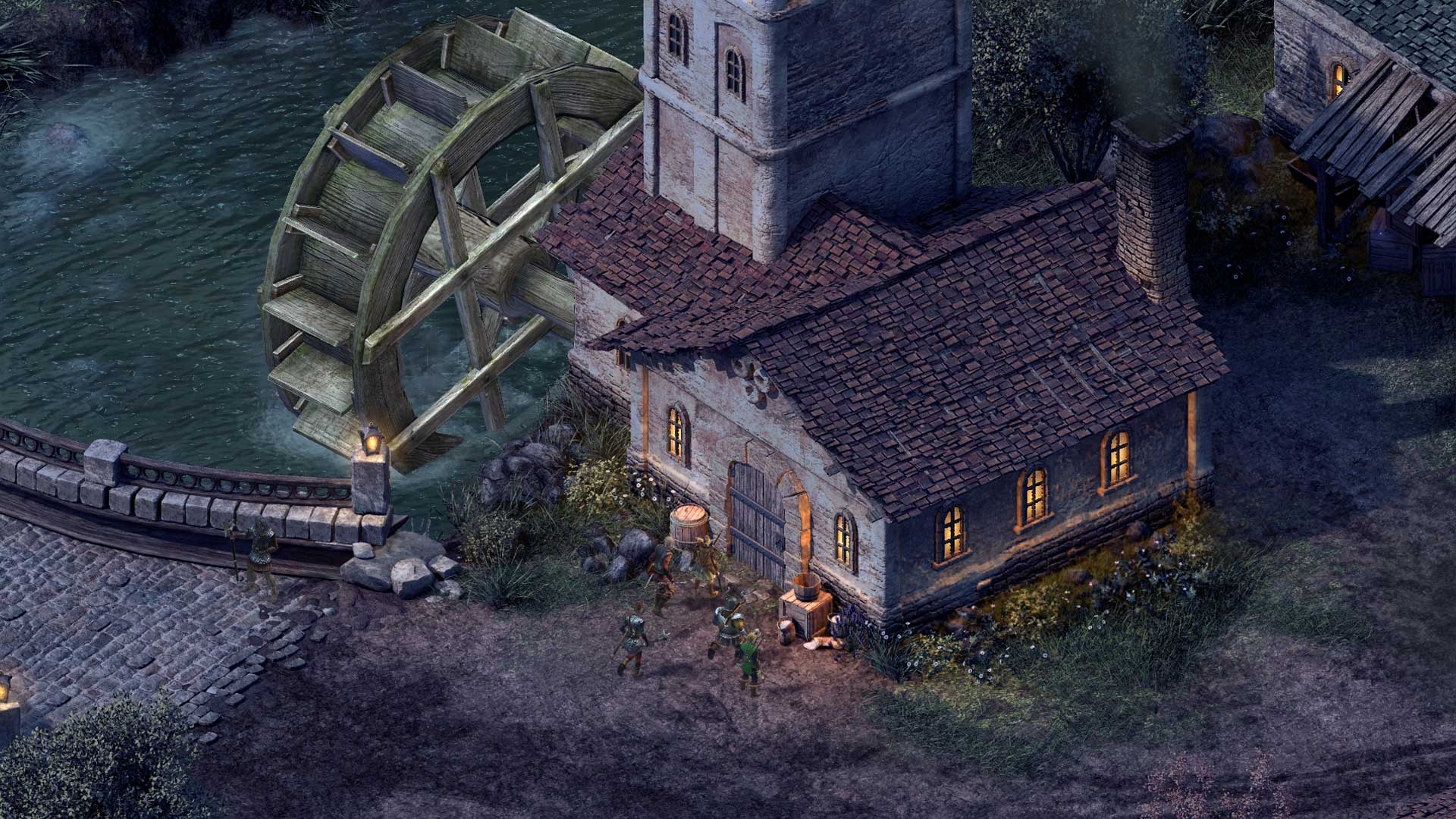 pillars of eternity-village02