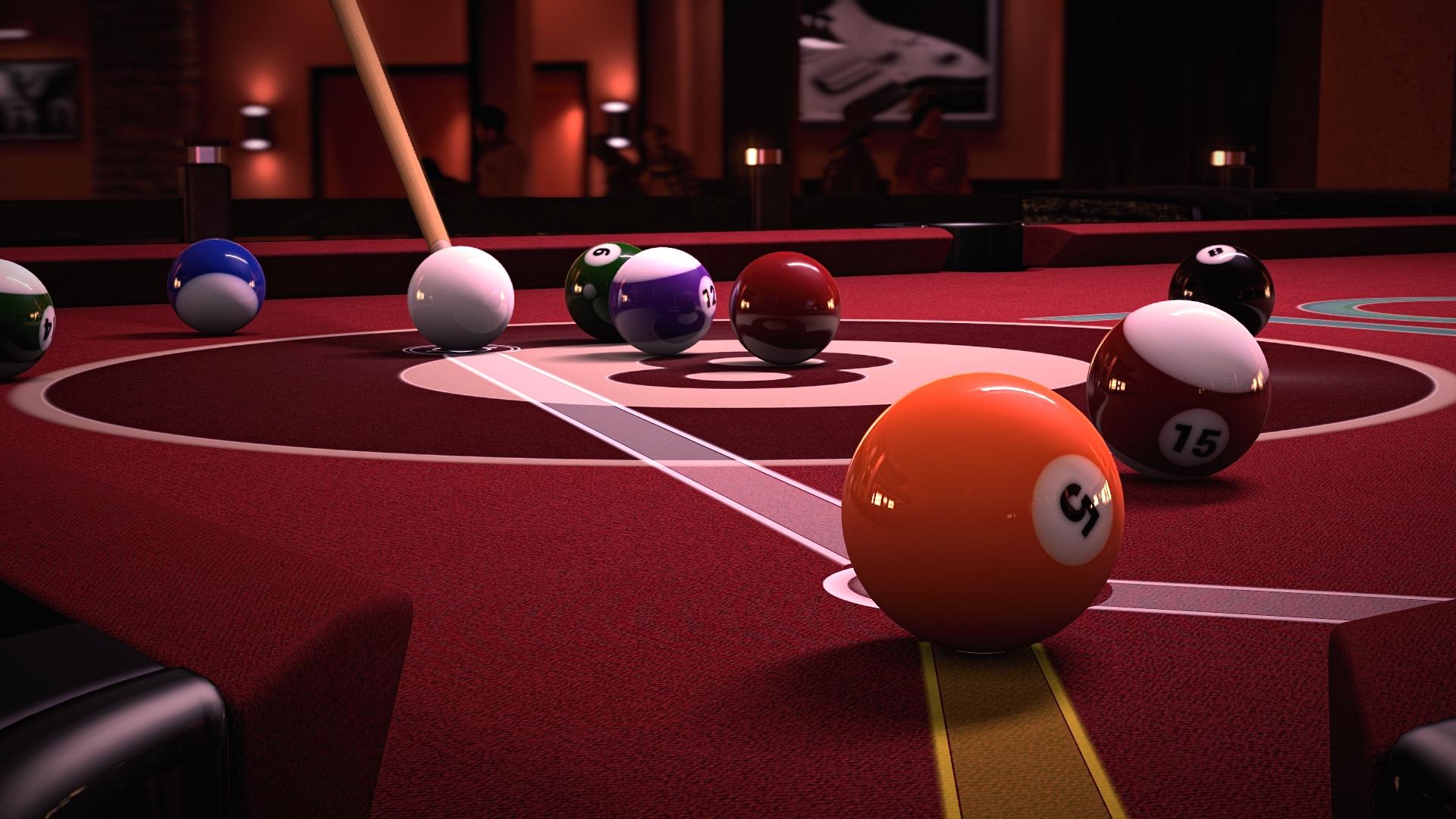 pure pool 8