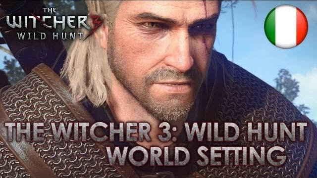 the witcher 3 wild hunt world setting